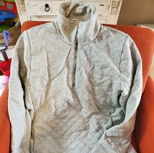 Lululemon Quilted Swearshirt